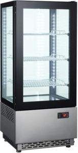 Stolní chladící vitrína NORDline RT 78L-7